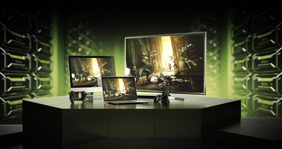 Variety of platforms for game streaming through GeForce Now