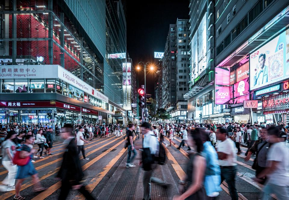 Many travelers are avoiding destinations such as Hong Kong because of the coronavirus.