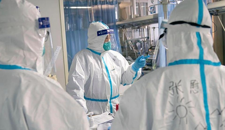 Coronavirus Chinese Medical Specialists