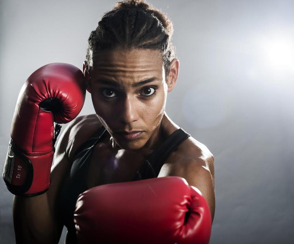 U.S. Muay Thai Boxing Champion, Angela Riptide Whitley