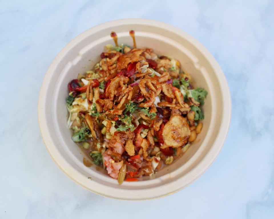 Persian bowl
