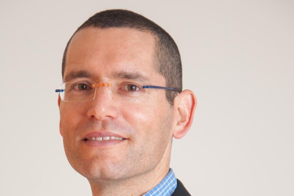 Nadav Kidron, Oramed CEO.