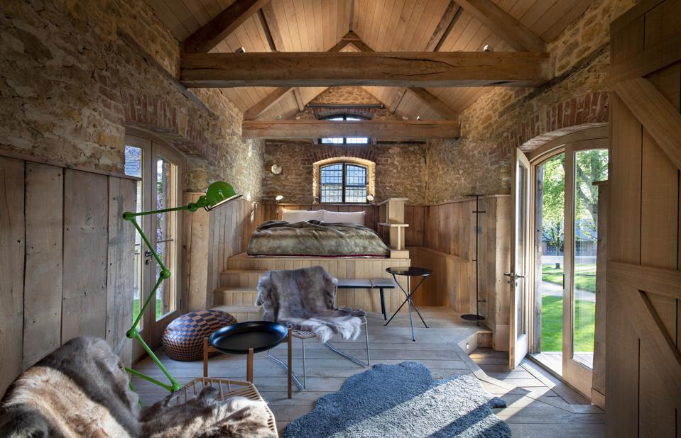 The Newt in Somerset, England, English Country House Hotels, UK