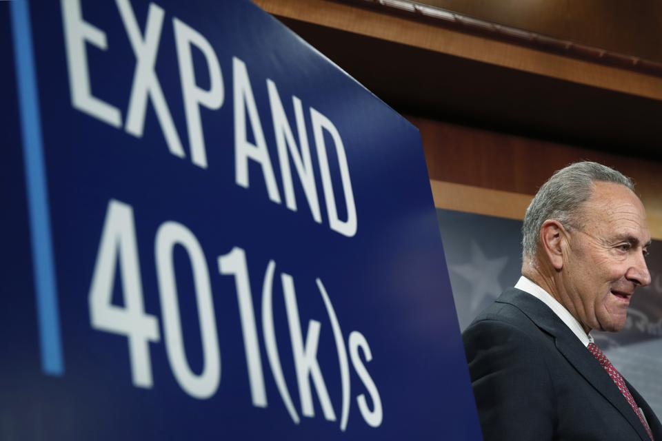 New Law Covering IRAs & 401(k)s Could Upend Estate Planning And Taxes