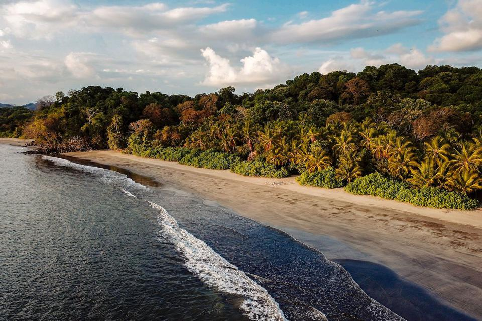 Isla Palenque is a 400-acre, private, tropical island resort in the Gulf of Chiriqui, Panama in Central America.