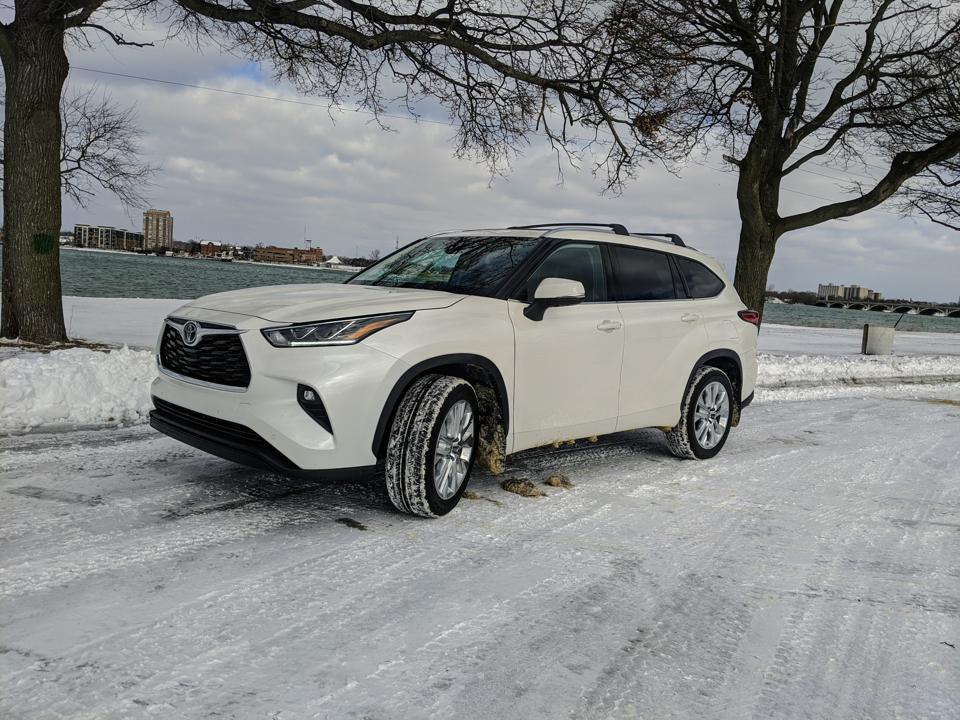 2020 Toyota Highlander, Improved Entry In A Tougher Segment
