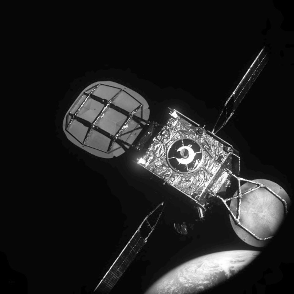 Historic Accomplishment As Two Private Spacecraft Dock In Space