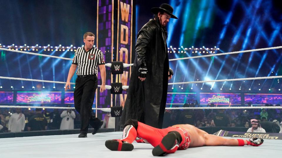 WWE's Troubling Addiction To Nostalgia Rears Its Ugly Head For WrestleMania 36 Season