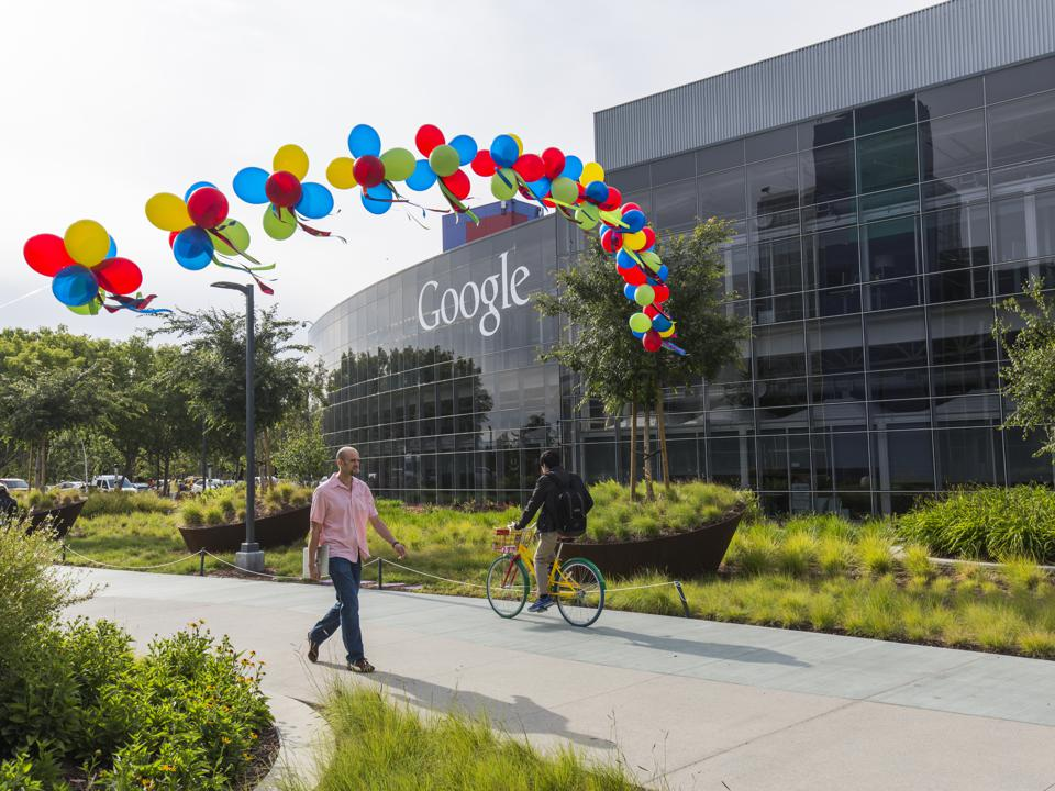 USA - Business - Google X research lab in Mountain View
