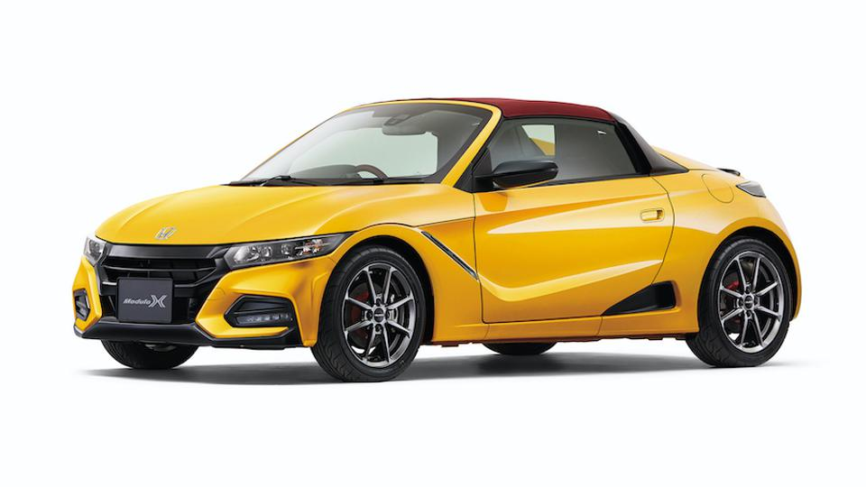 Look Mom, Honda Shrunk The NSX Into A 660cc Turbo Pocket Rocket