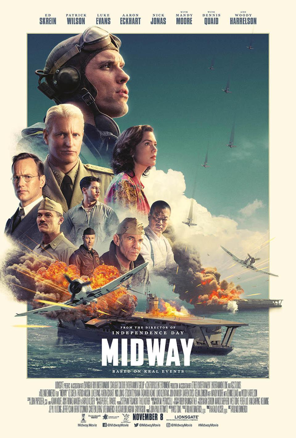 4K Review: 'Midway' Is Roland Emmerich's Greatest Film