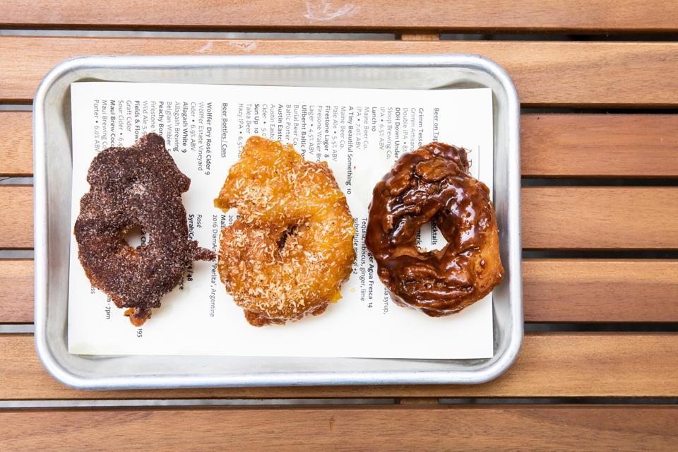 Housemade doughnuts