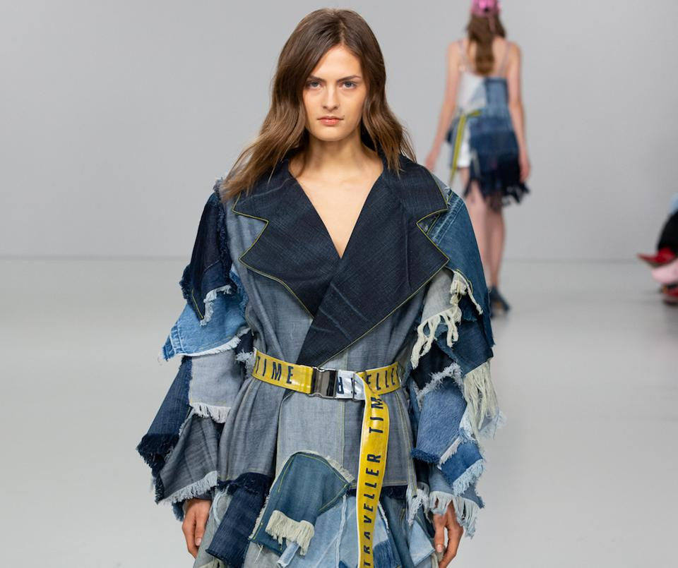 upcycled fashion