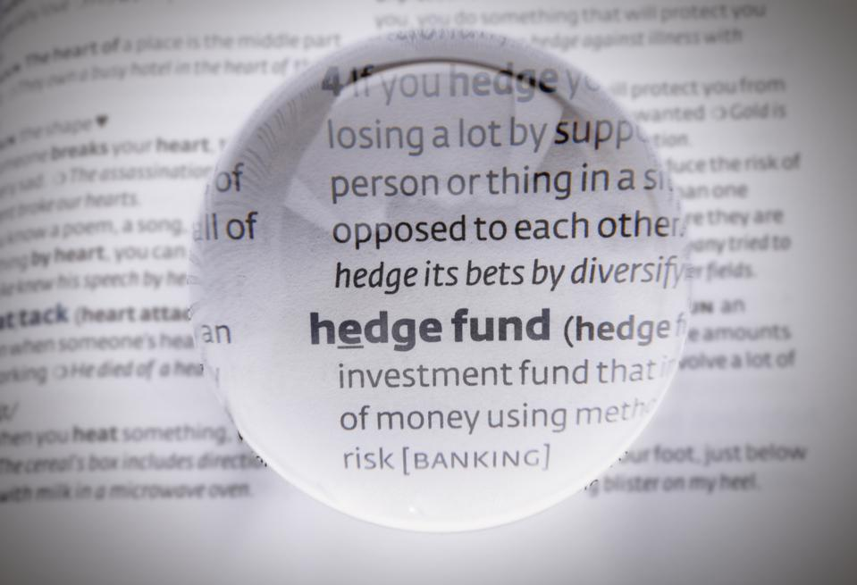 Definition of hedge fund from dictionary