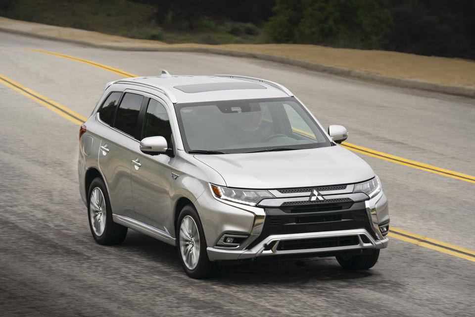2020 Mitsubishi Outlander Phev Gt S Awc Test Drive And Review