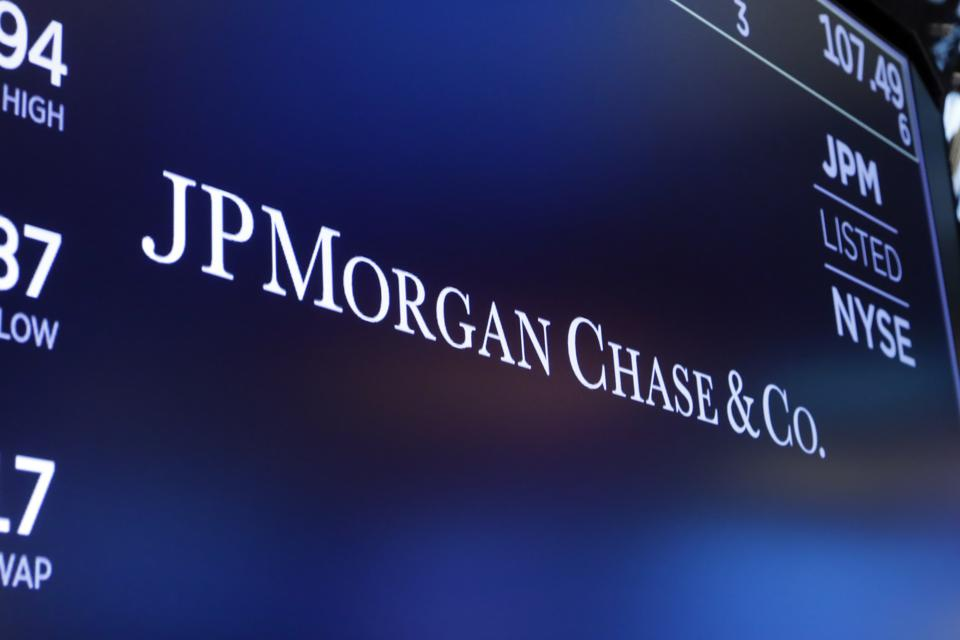 Financial Markets Wall Street JPMorgan Chase & Co
