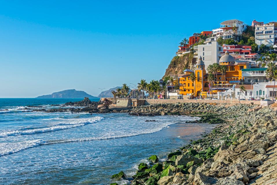 mazatlan coast