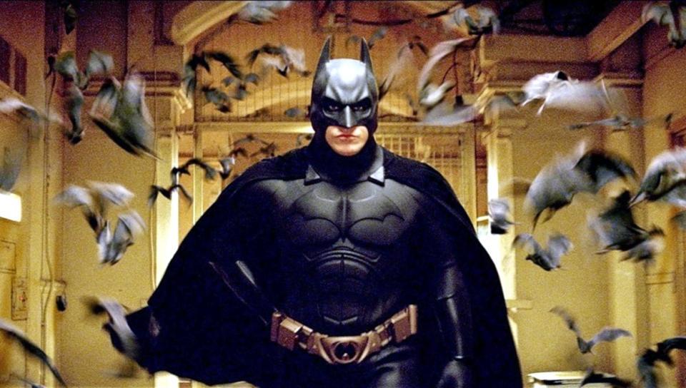 Batman Begins Netflix