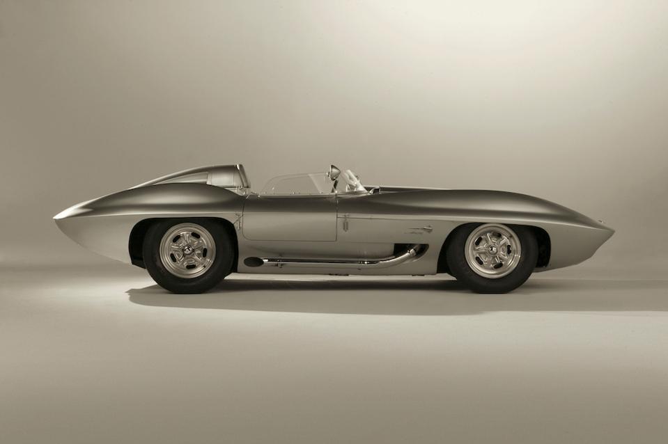 General Motors, Corvette Stingray Racer, 1959