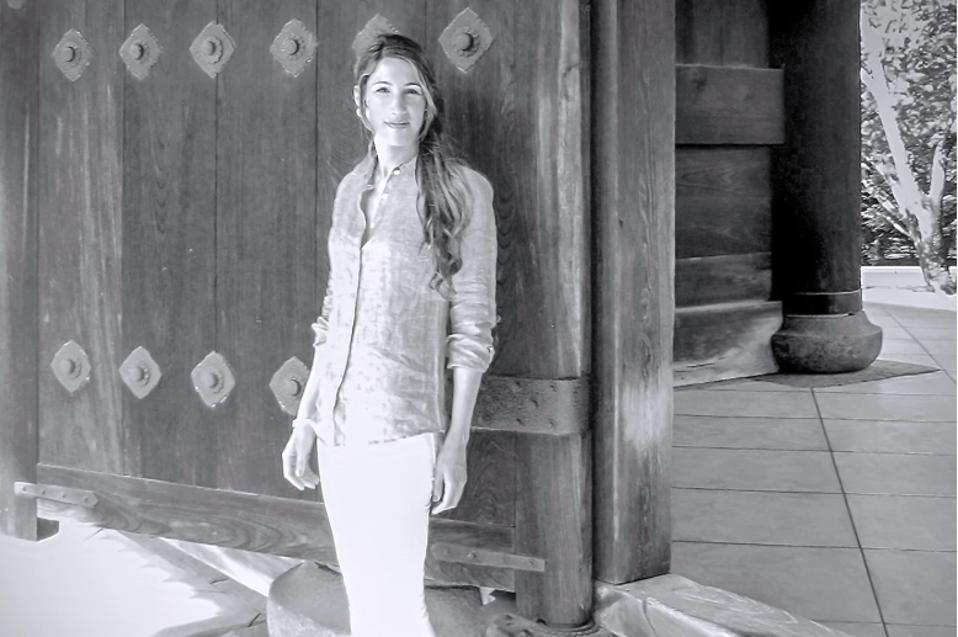 Amayori founder, Françoise Decatre