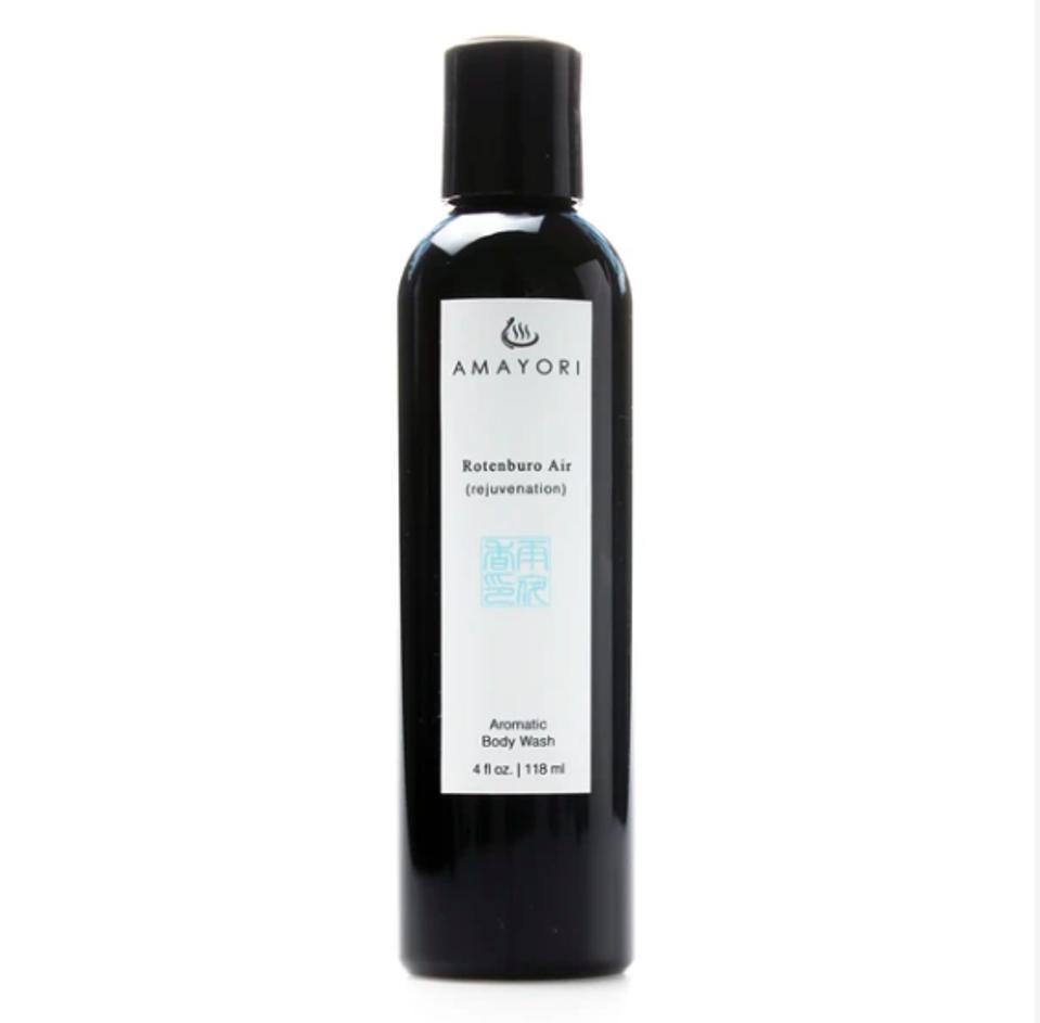 Rotenburo Air Aromatic Body Wash from AMAYORI