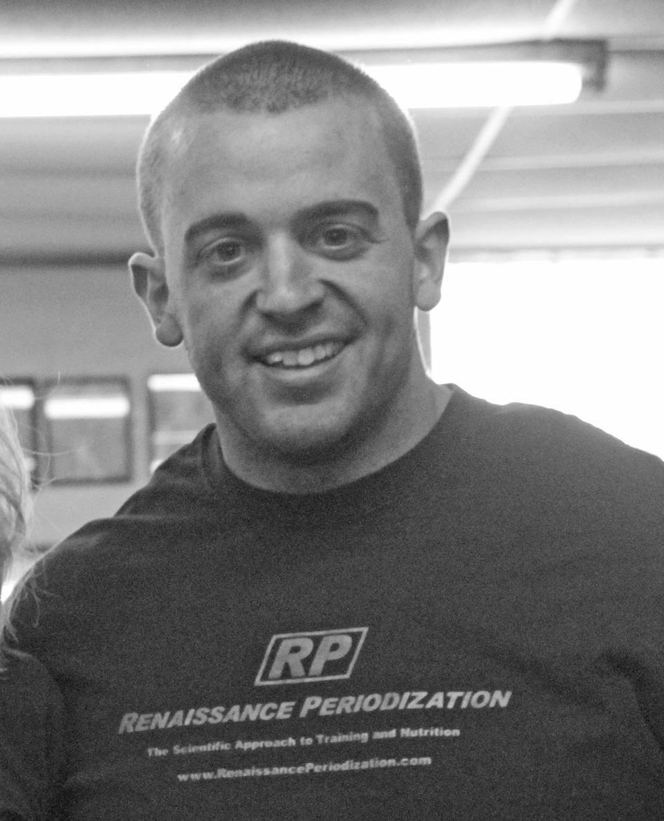 Nick Shaw, founder of Renaissance Periodization.
