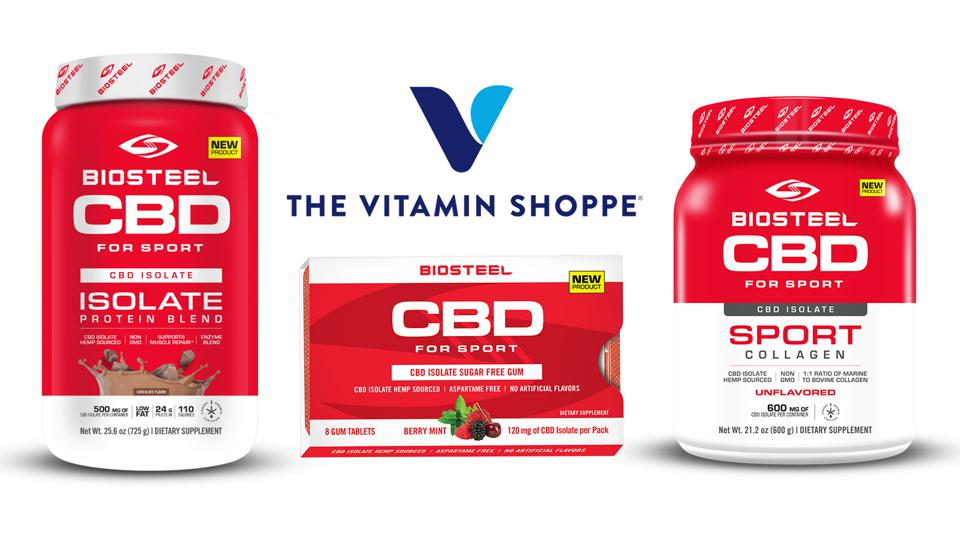 Canopy, BioSteel And Vitamin Shoppe