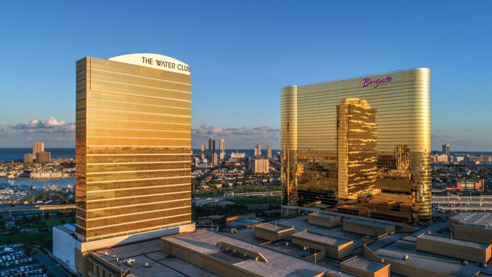 Borgata the Water Club Atlantic City Casino Gambling