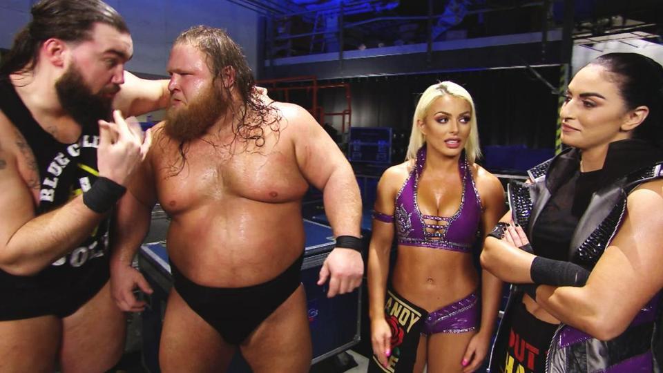 WWE SmackDown: Otis, Tucker, Mandy Rose and Sonya Deville