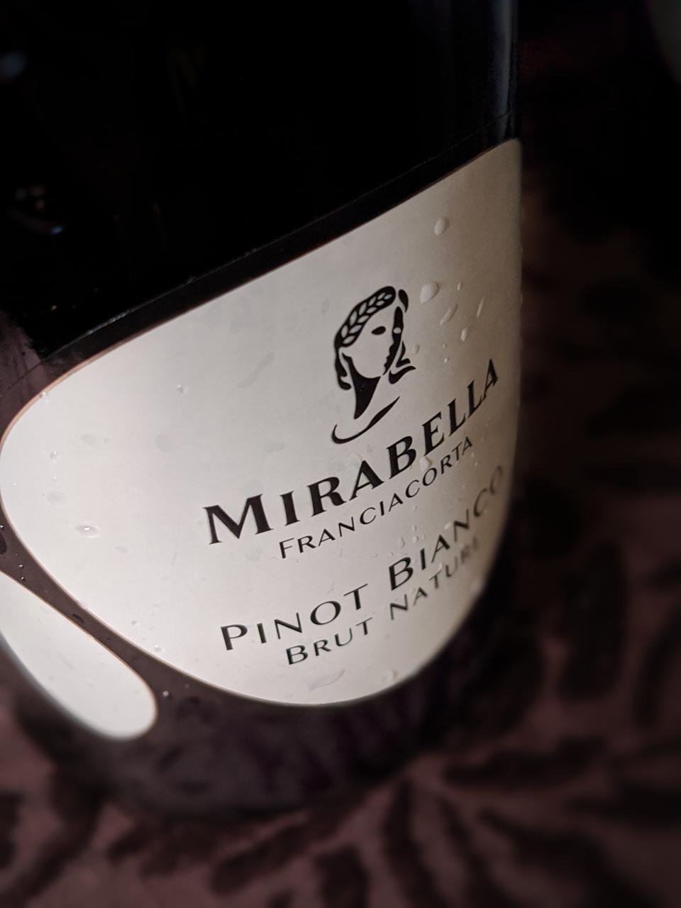 Mirabella Pinot Bianco Brut Nature