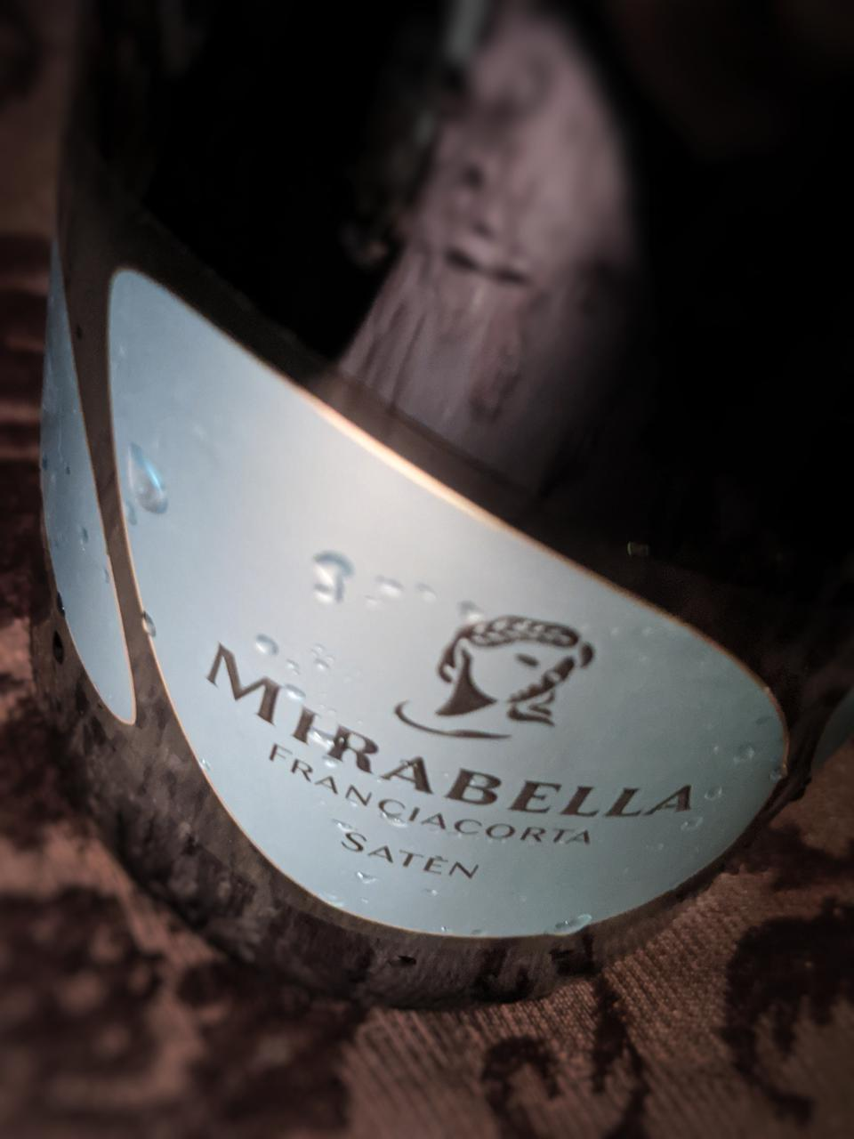 Mirabella Satèn Franciacorta