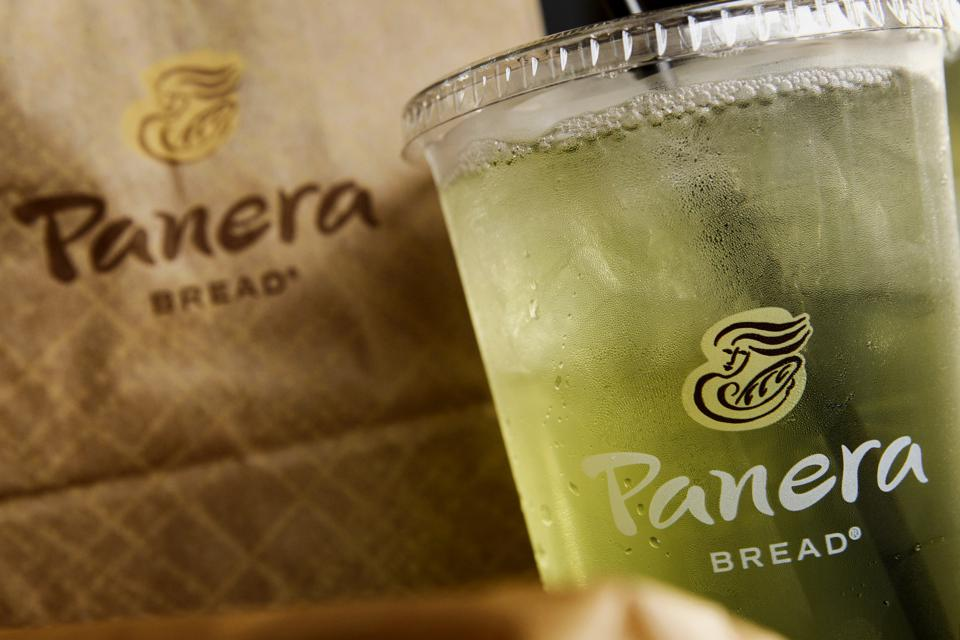 Panera Bread is putting more plants on the menu.
