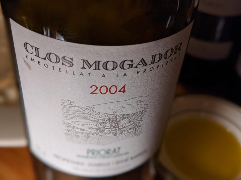 2004 Clos Mogador