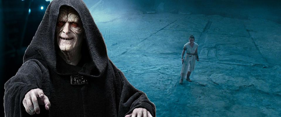 Star Wars Rise Of Skywalker Novel Reveals Palpatine Was A Clone Raising Serious Questions