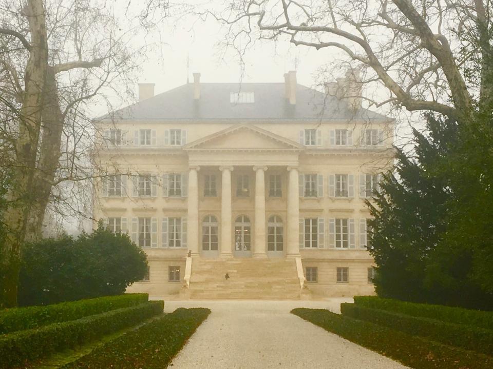 Château Margaux, Médoc, Bordeaux, France