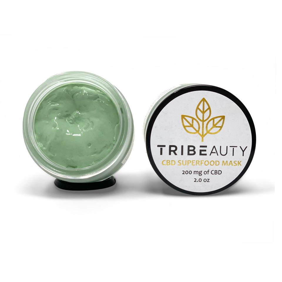 TriBeauty CBD Superfood Facemask
