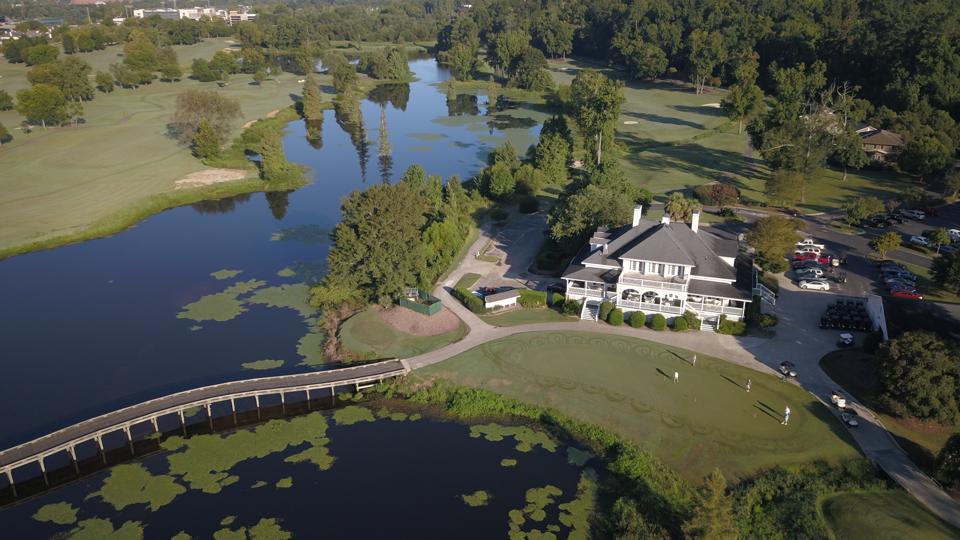 River Golf Club.  North Augusta.  Masters.