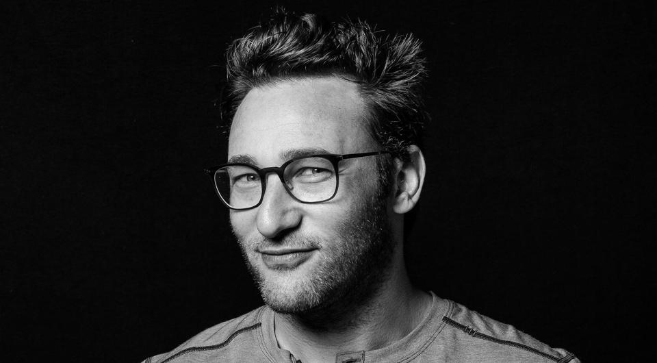Simon Sinek is the author of The Infinite Game