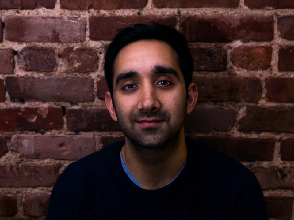 Nuvocargo founder Deepak Chhugani