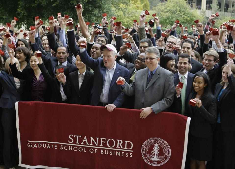 The best business schools in the world are also the most balanced.