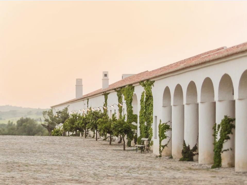 São Lourenço do Barrocal in Portugal