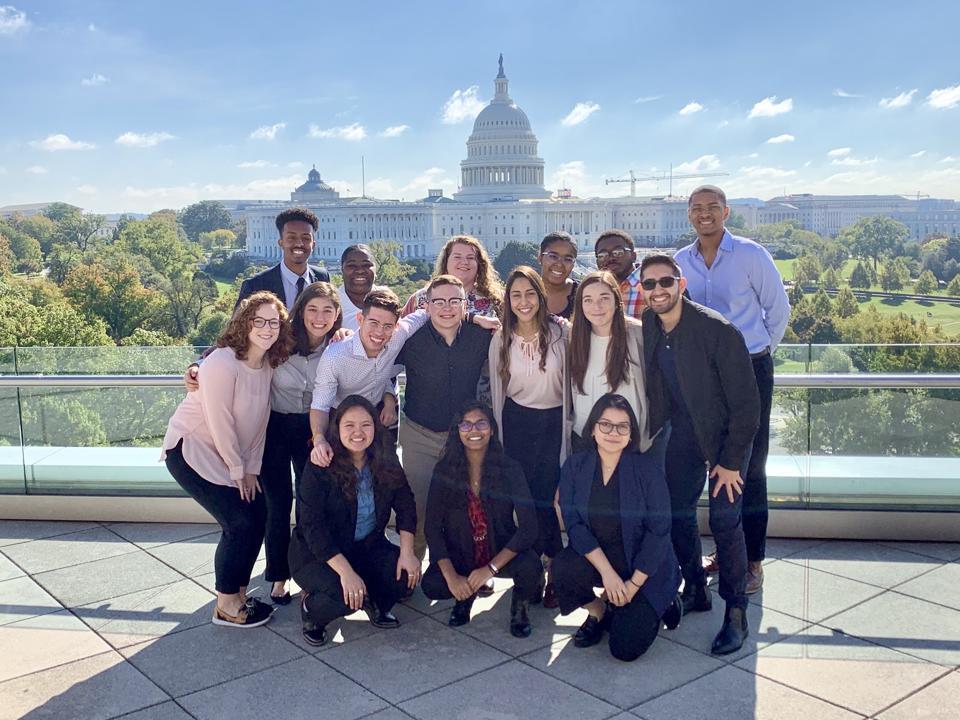 LEDA Policy Corps in Washington, DC.