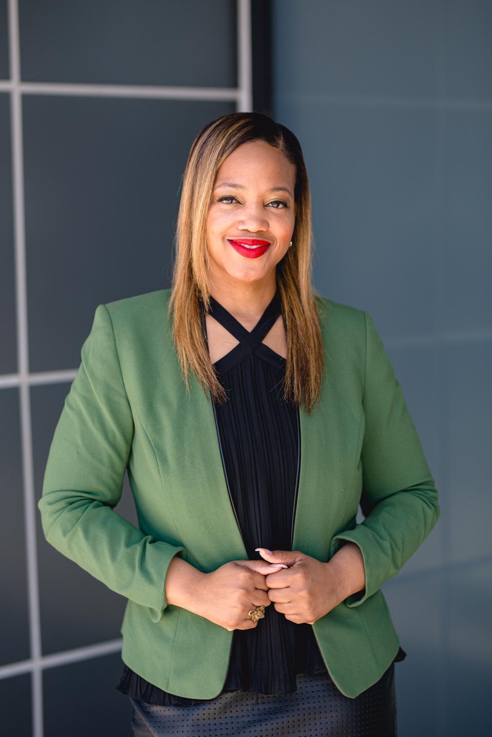 Sharonda L. Britton, Head of Trade and Shopper Marketing