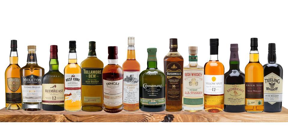Best Irish Whiskeys