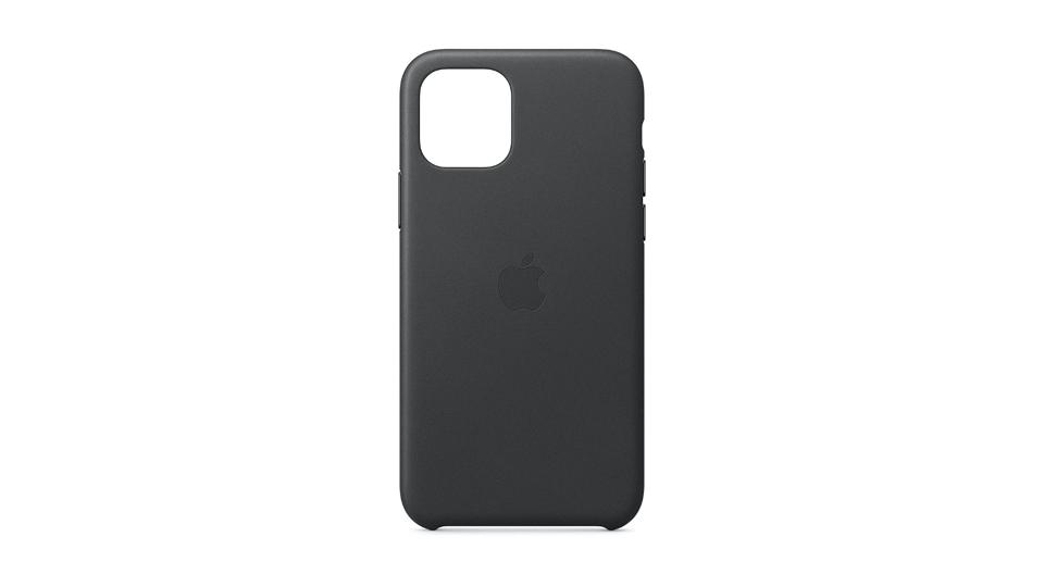 iPhone 11 Pro Black (leather)