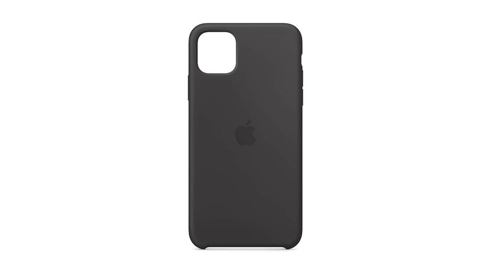 iPhone Pro Max Black (silicone)