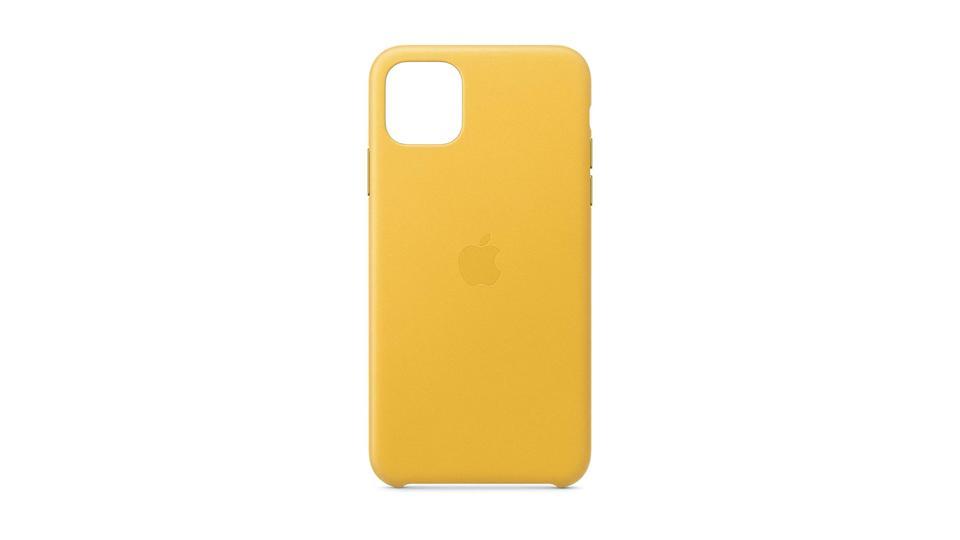 iPhone Pro Max Meyer Lemon (leather)