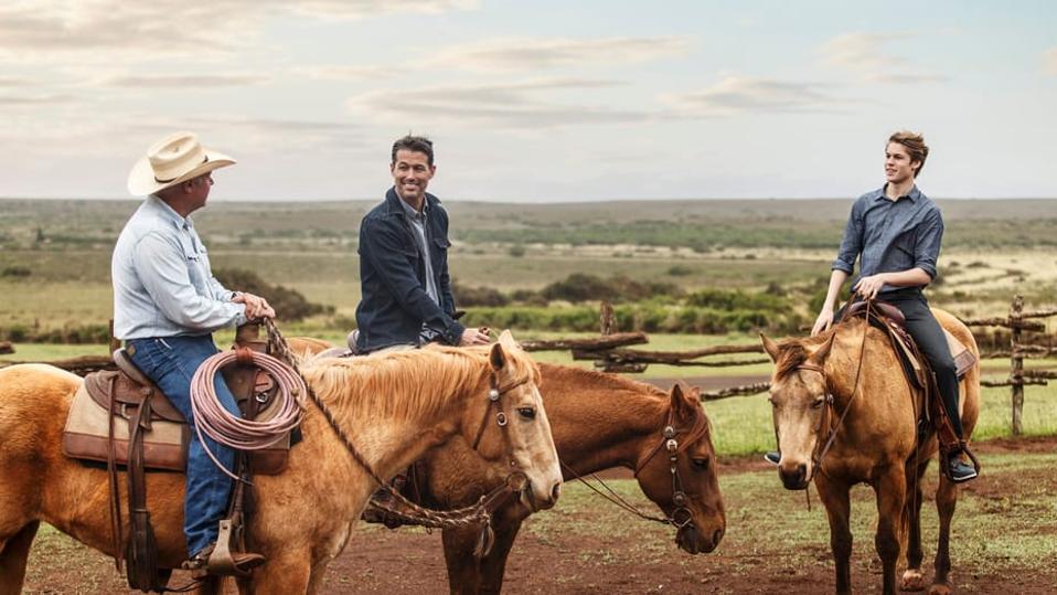 Four Seasons Resort Lanai, horseback riding