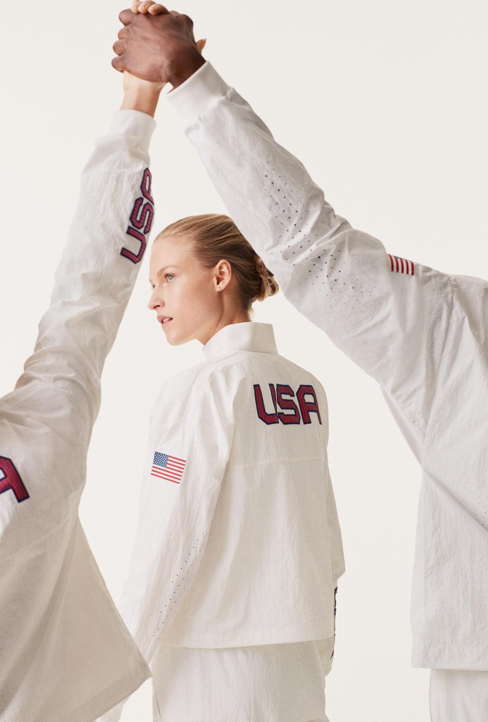 Nike's 2020 Olympics uniforms
