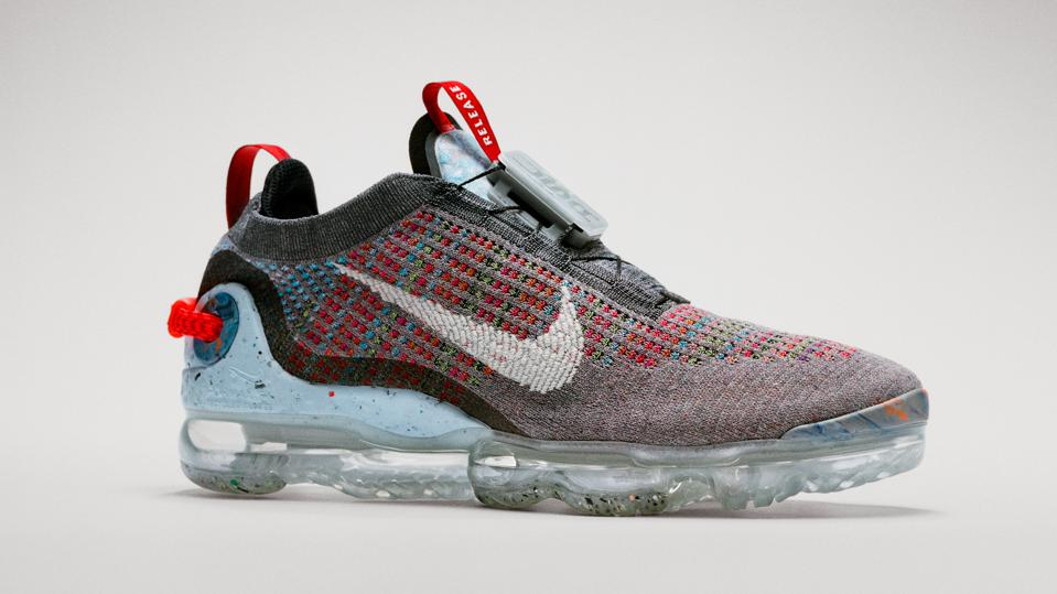 Sneakers designed by Nike for Team USA for the 2020 Olympics